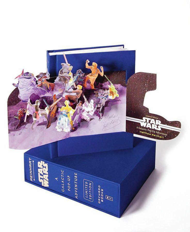 Matthew Reinhart - Star Wars: A Galactic Pop-Up Adventure (Limited Edition)