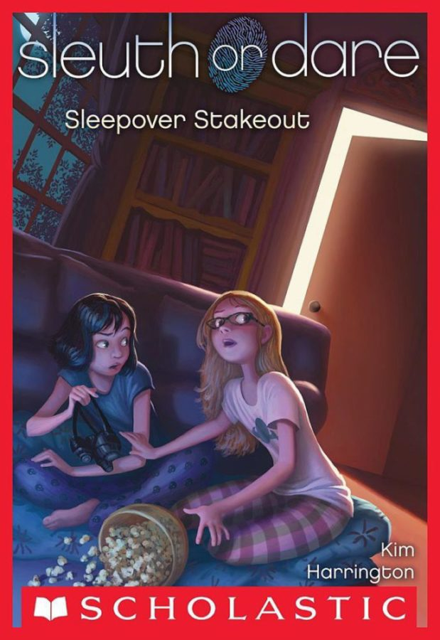 Kim Harrington - Sleepover Stakeout