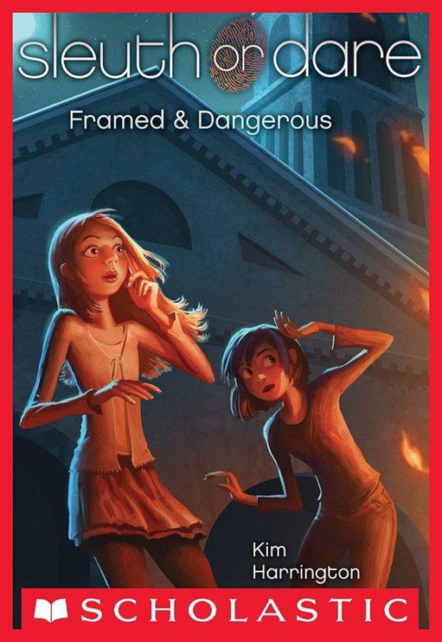 Kim Harrington - Framed & Dangerous