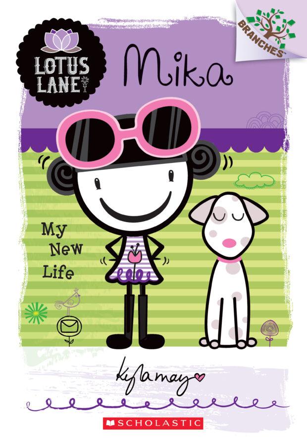 Kyla May - Lotus Lane #4: Mika: My New Life