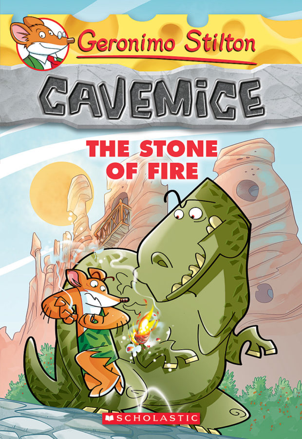 Geronimo Stilton - The Stone of Fire