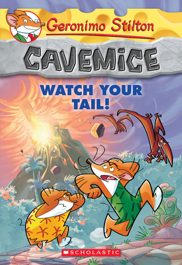 Geronimo Stilton - Watch Your Tail!