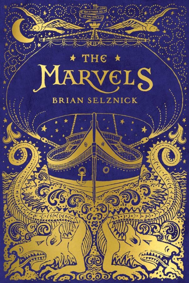 Brian Selznick - The Marvels
