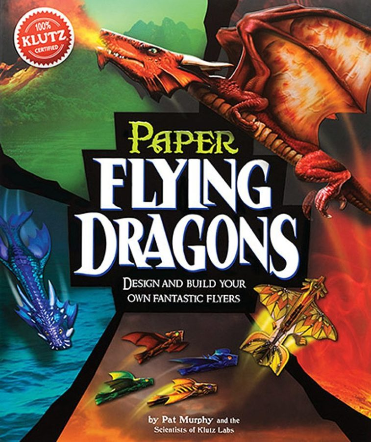 Pat Murphy - Paper Flying Dragons