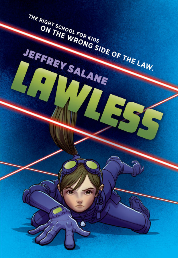 Jeffrey Salane - Lawless