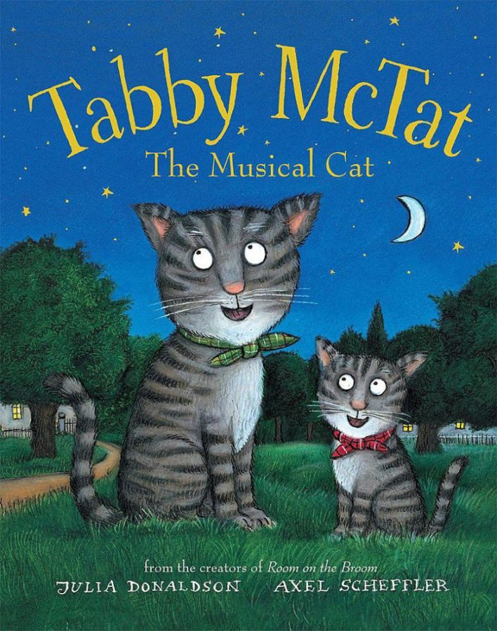 Julia Donaldson - Tabby McTat, the Musical Cat