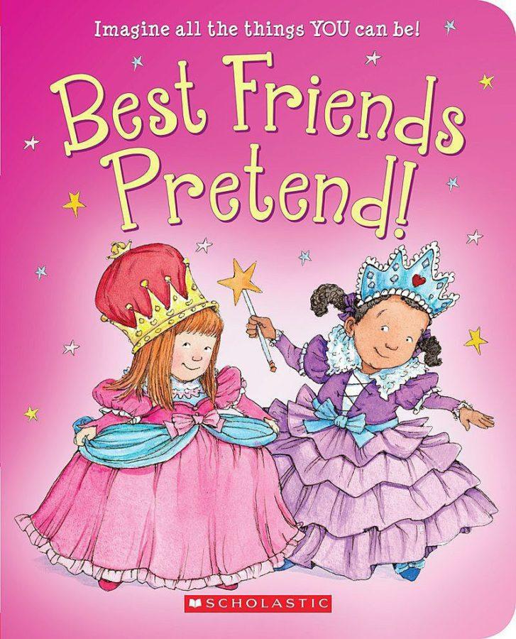 Linda Leopold Strauss - Best Friends Pretend