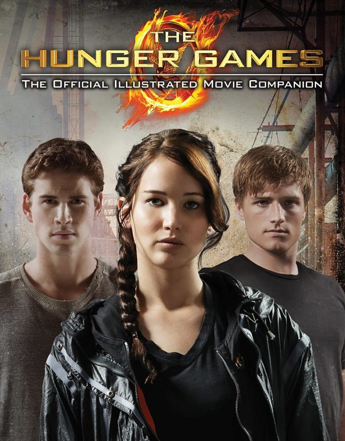 Scholastic - The Hunger Games: Official Illustrated Movie Companion