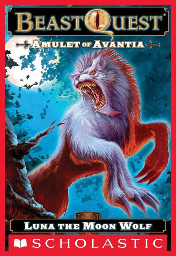 Adam Blade - Beast Quest #22: Amulet of Avantia: Luna the Moon Wolf