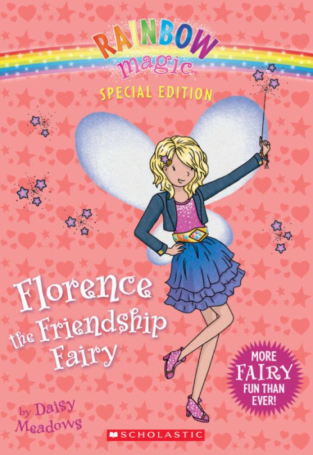 Daisy Meadows - Florence the Friendship Fairy