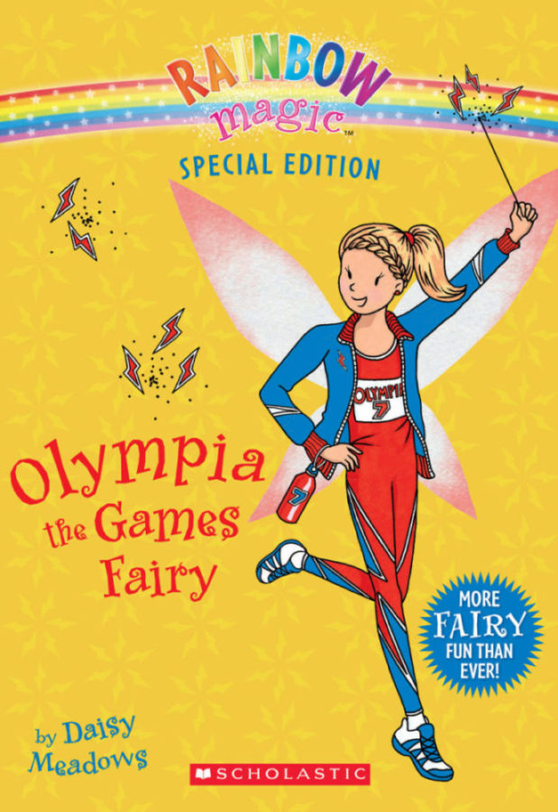 Daisy Meadows - Olympia the Games Fairy