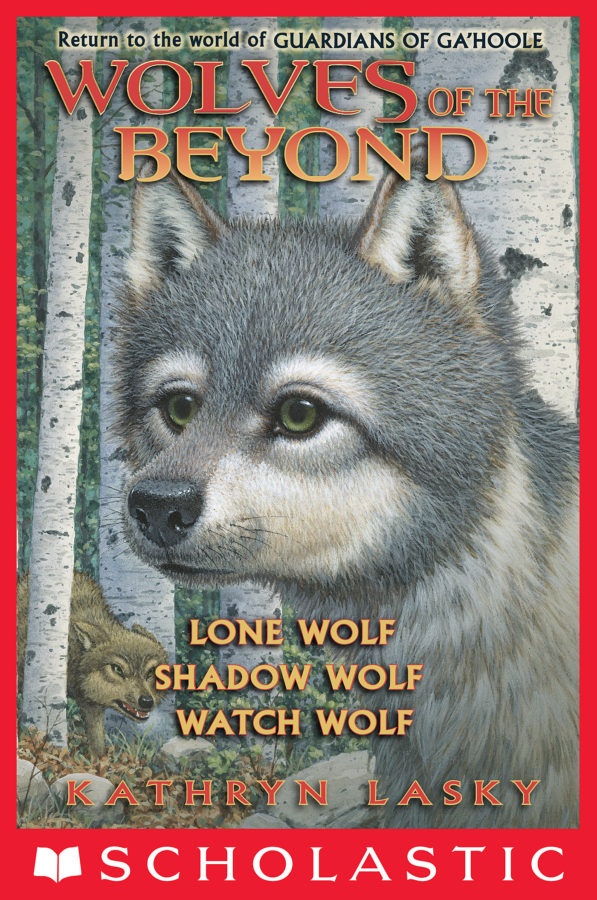 Kathryn Lasky - Wolves of the Beyond Collection: Books 1-3