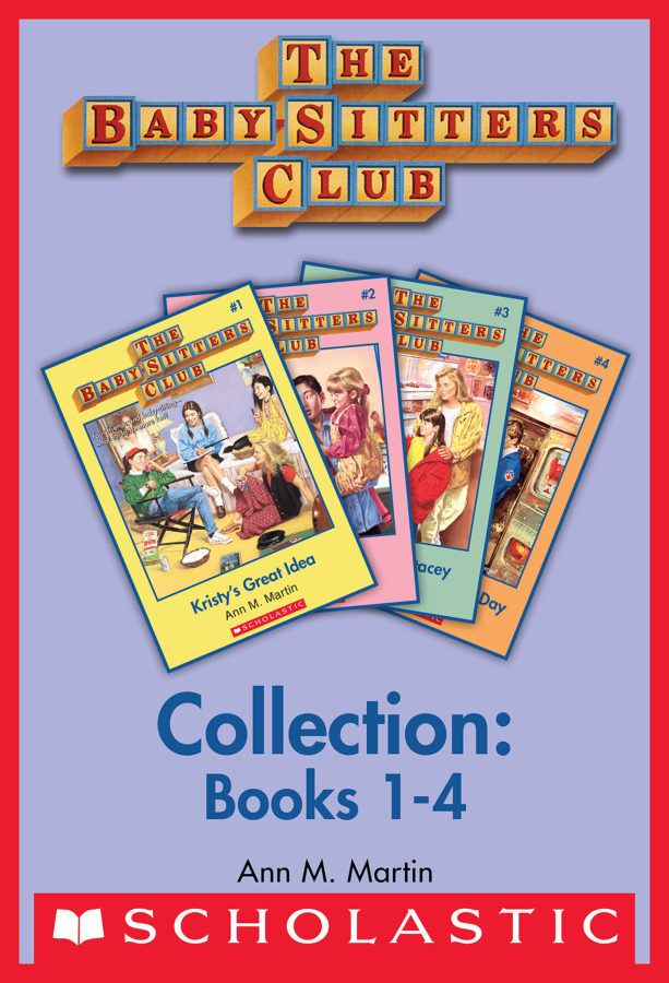Ann M. Martin - Babysitter's Club Collection (Books 1-4)