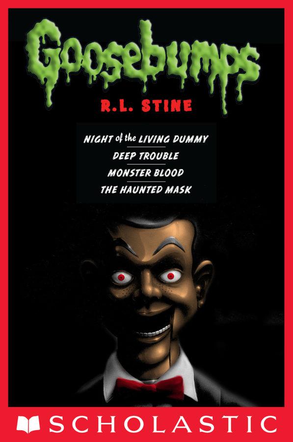 R. L. Stine - Classic Goosebumps (Books 1-4)