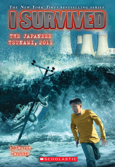 I Survived #8: I Survived the Japanese Tsunami, 2011