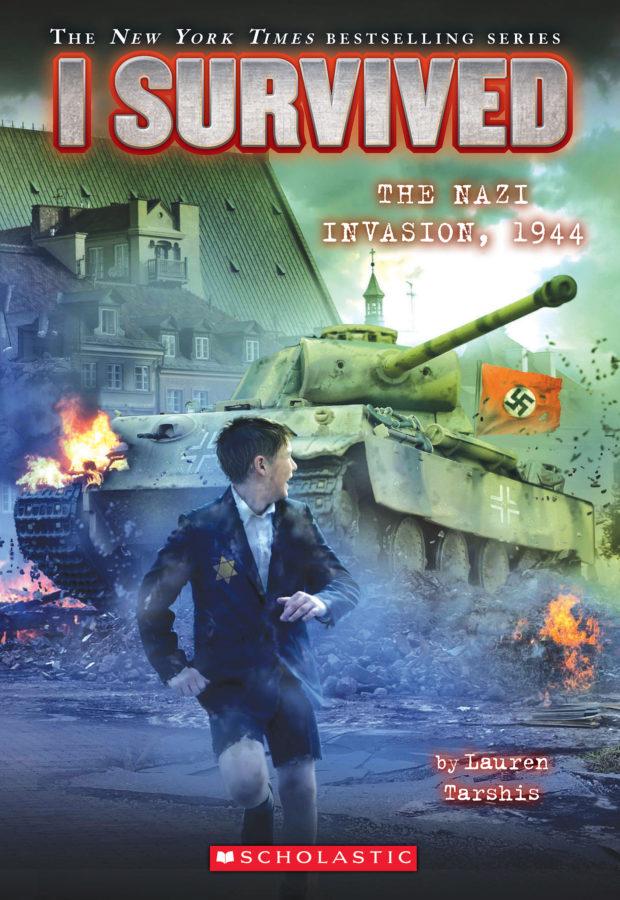 Lauren Tarshis - I Survived the Nazi Invasion, 1944