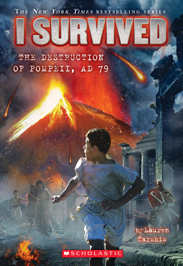 Lauren Tarshis - I Survived the Destruction of Pompeii, AD 79
