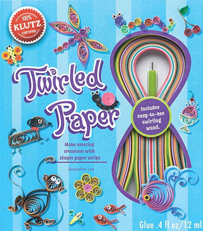 Jacqueline Lee - Twirled Paper