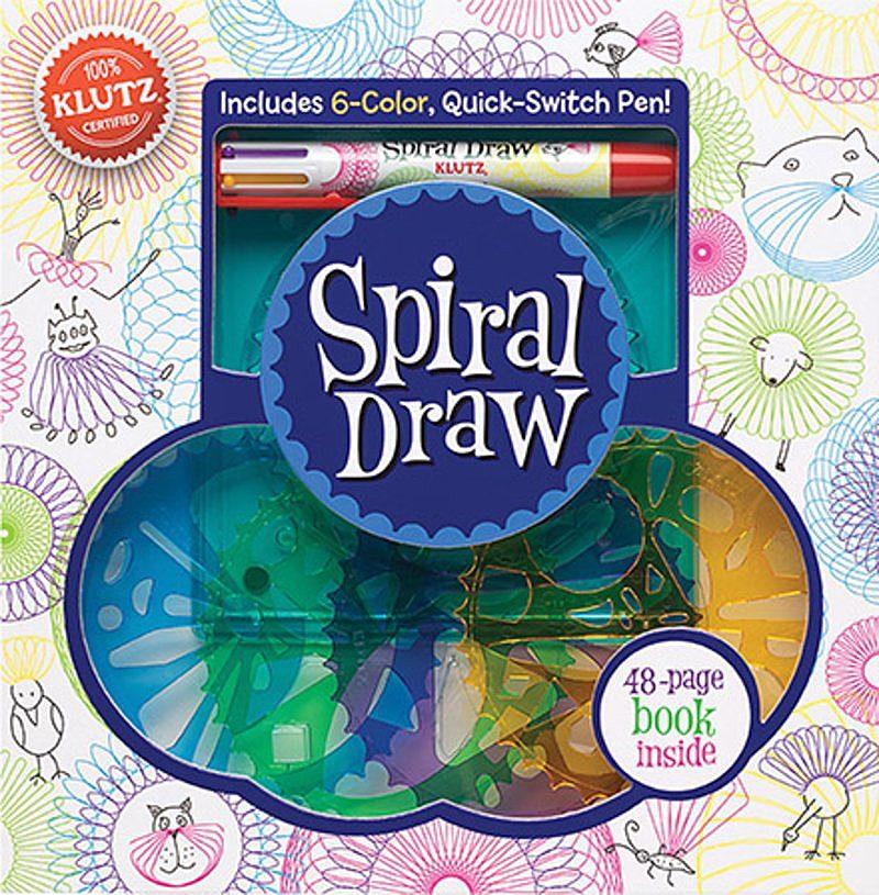 Editors of Klutz - Spiral Draw