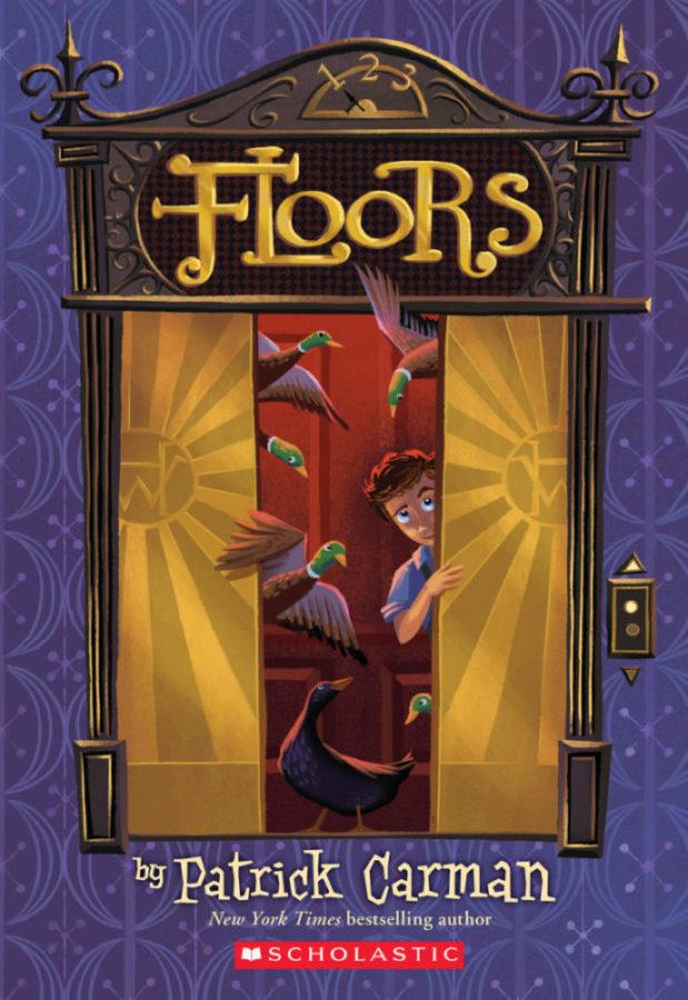 Patrick Carman - Floors