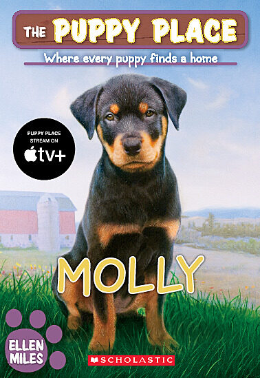 Ellen Miles - Puppy Place, The #31: Molly