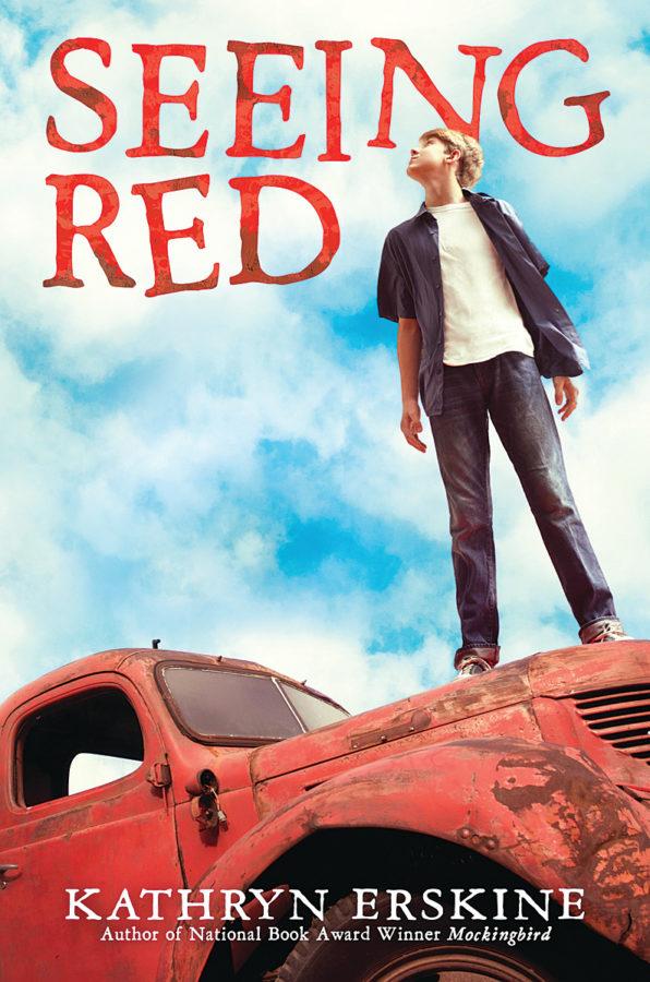Kathryn Erskine - Seeing Red