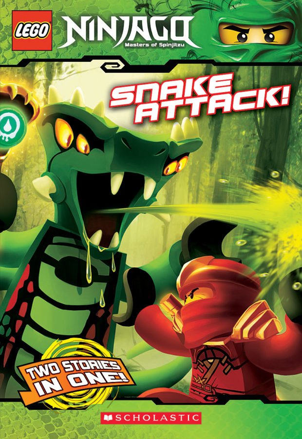 Tracey West - Snake Attack!
