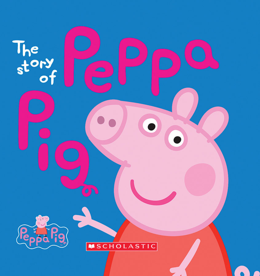 Scholastic - The Story of Peppa Pig