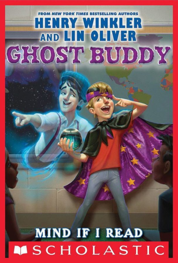 Henry Winkler - Ghost Buddy #2: Mind If I Read Your Mind?