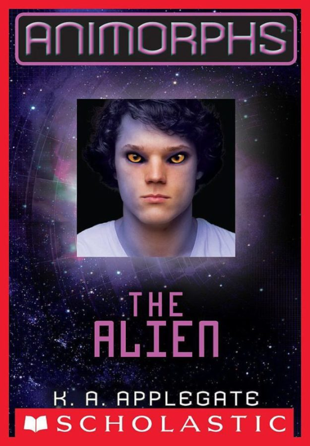 K. A. Applegate - The Alien