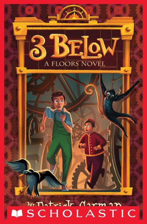 Patrick Carman - Floors #2: 3 Below