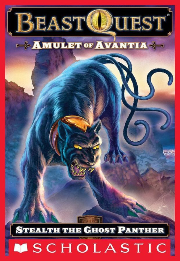 Adam Blade - Beast Quest #24: Amulet of Avantia: Stealth the Ghost Panther