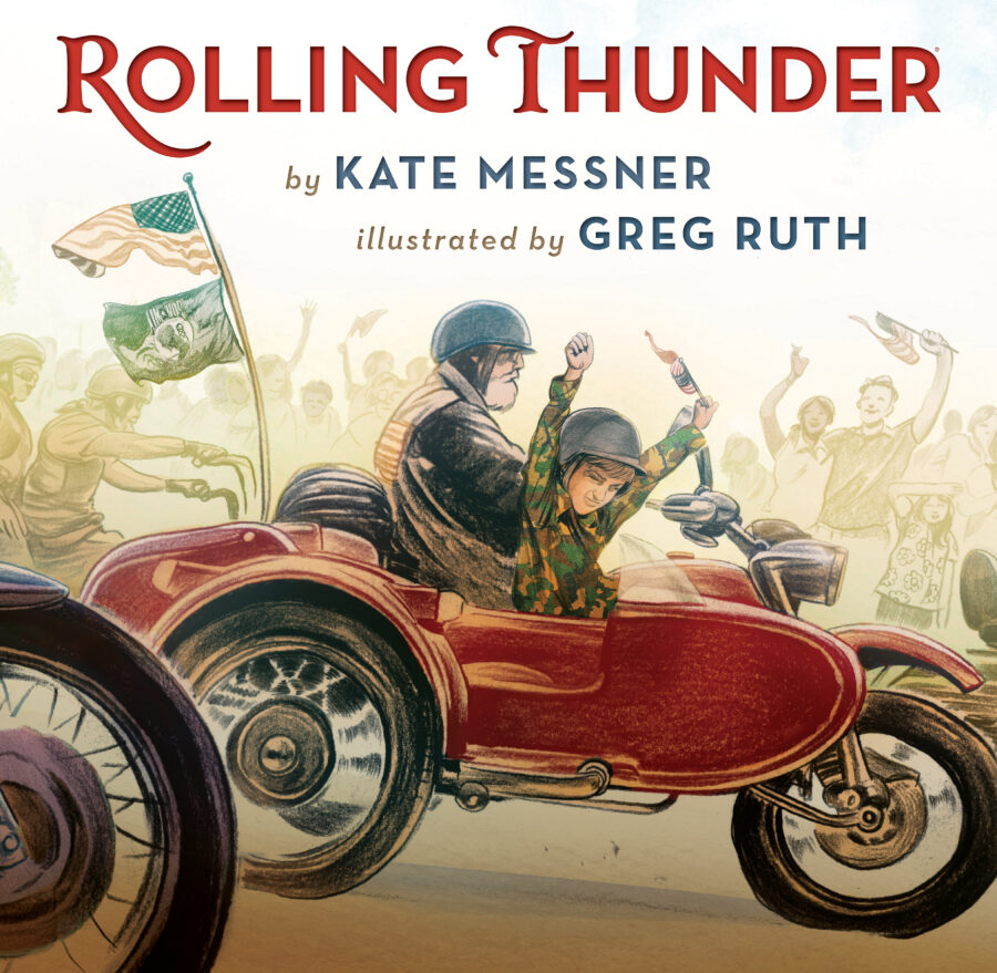 Kate Messner - Rolling Thunder