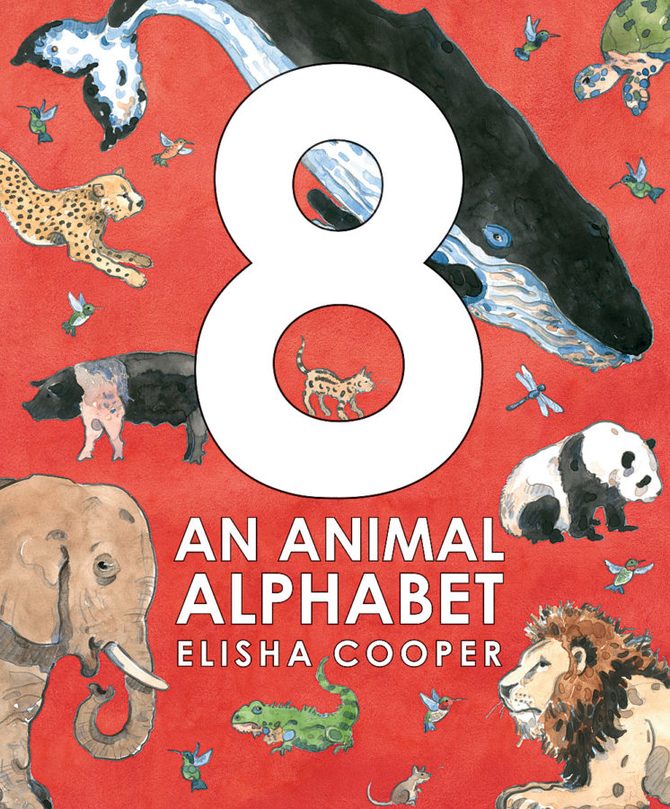 Elisha Cooper - 8: An Animal Alphabet