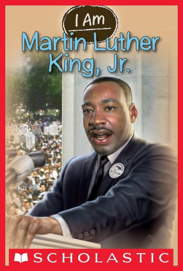 Grace Norwich - I Am #4: Martin Luther King Jr.