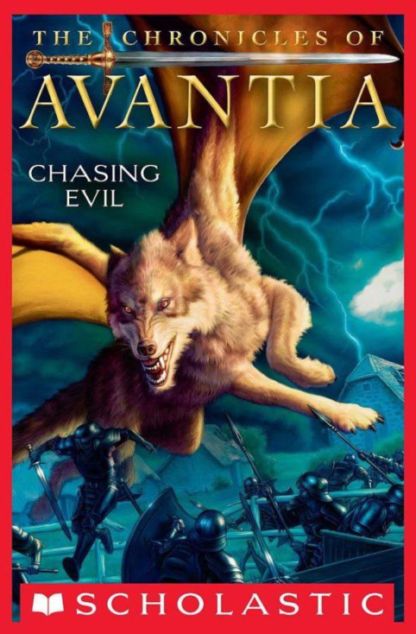 Adam Blade - Chasing Evil
