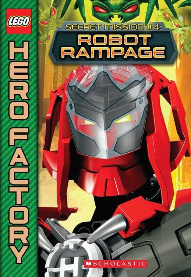 Greg Farshtey - Robot Rampage