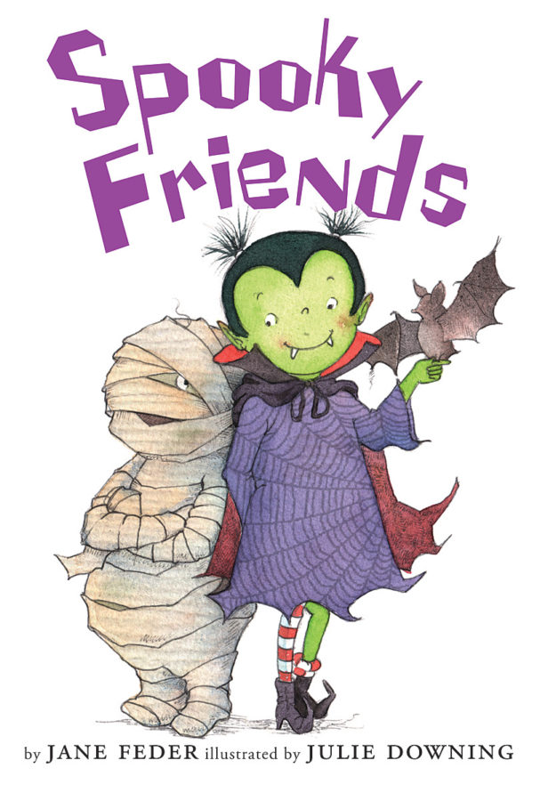 Jane Feder - Spooky Friends