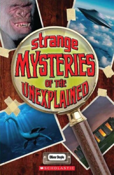 Oliver Doyle - Strange Mysteries of the Unexplained