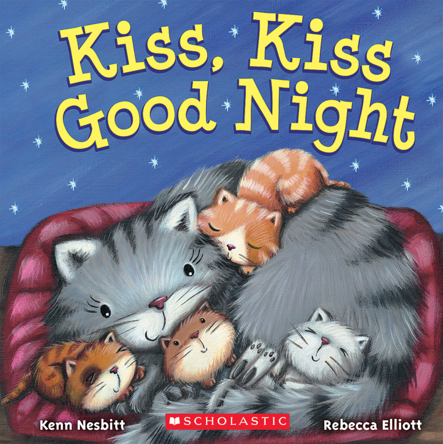 Kenn Nesbitt - Kiss, Kiss Good Night