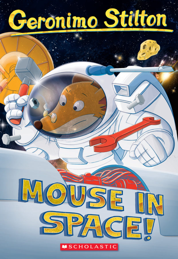 Geronimo Stilton - Mouse in Space!