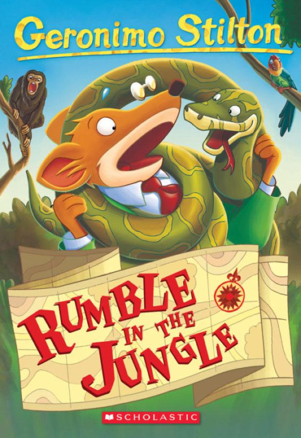Geronimo Stilton - Rumble in the Jungle