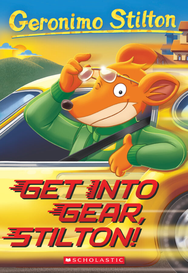 Geronimo Stilton - Get into Gear, Stilton!