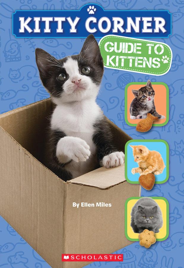 Ellen Miles - Guide to Kittens