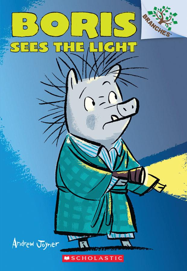 Andrew Joyner - Boris #4: Boris Sees the Light