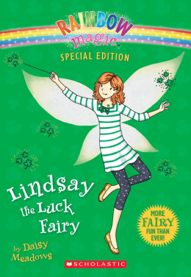 Daisy Meadows - Lindsay the Luck Fairy