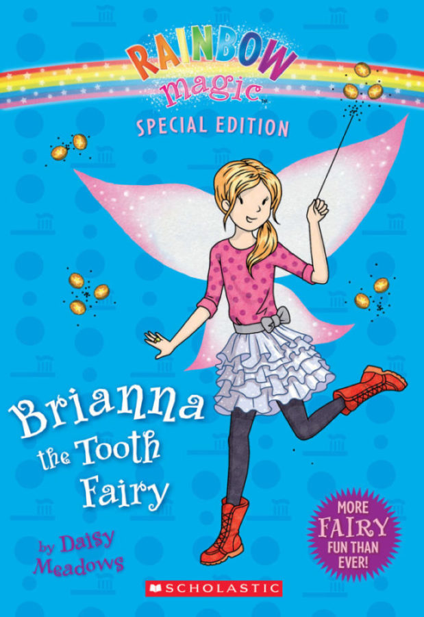 Daisy Meadows - Brianna the Tooth Fairy