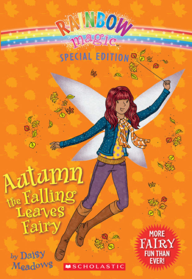 Daisy Meadows - Autumn the Falling Leaves Fairy