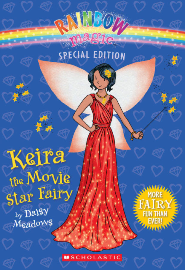 Daisy Meadows - Rainbow Magic SE: Keira the Movie Star Fairy