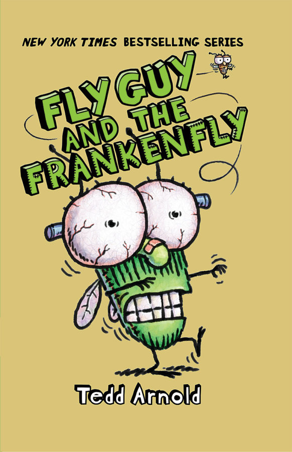 Tedd Arnold - Fly Guy and the Frankenfly